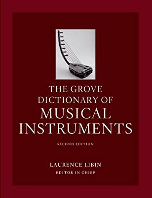 The Grove Dictionary of Musical Instruments.pdf