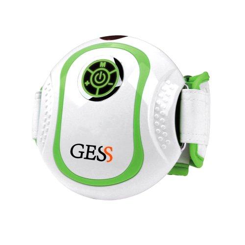 GESS 德国品牌 GESS146 减肥腰带 时尚迷你便携甩脂机 瘦身按摩器 绿色-图片