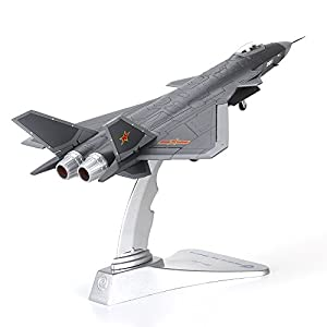 1:72歼20飞机模型 静态合金