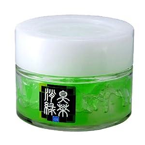 和流香 果冻香膏 自车车用消臭剂 天然消臭 (绿茶香)