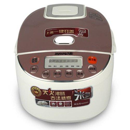 Joyoung九阳 米立方系列电饭煲JYF-40FE05(4L 可预约 聚能加热)-图片