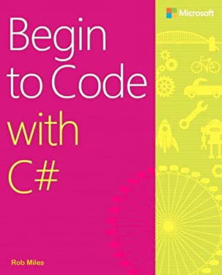 Begin to Code with C#.pdf