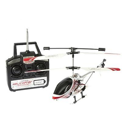 创翔全金属结构3通道合金遥控直升飞机