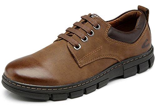 Camel Active 骆驼动感 2014新款男士时尚简约保暖男鞋舒适细带休闲商务鞋