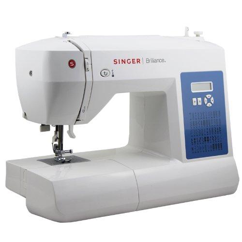 SINGER胜家 6160 多功能家用电子台式缝纫机 ¥990