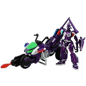 钢铁飞龙-超可动公仔-紫晶飞龙战士+紫影风-9016卡酷动画热播高清图片