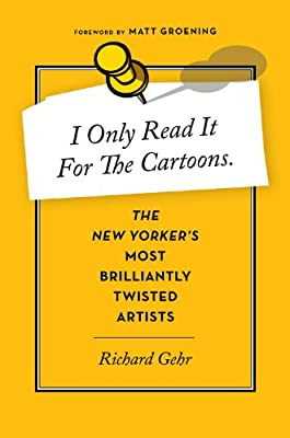 For a Minute There It Suddenly All Made Sense!: Behind the Scenes With The New Yorker's Most Brilliantly Twisted Cartoonists.pdf