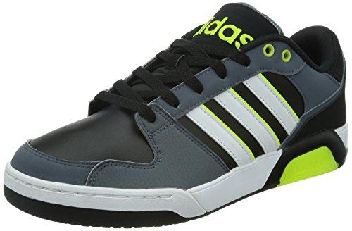 adidas NEO 阿迪达斯运动生活 BASKETBALL 男 休闲篮球鞋BB9TIS LO