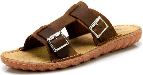 Z.SUO 都市时尚凉拖 简约舒适时装凉拖 沙滩鞋 潮流个性男鞋 115018