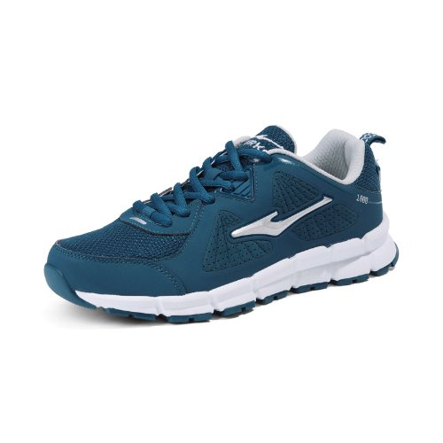 ERKE 鸿星尔克 男鞋运动鞋男士耐磨低帮清风慢跑鞋子 电