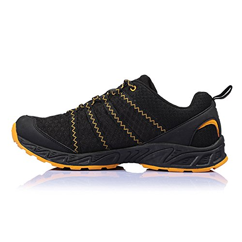 Toread 探路者 男鞋 男式徒步越野鞋 防滑减震 耐磨透气TFAC81009