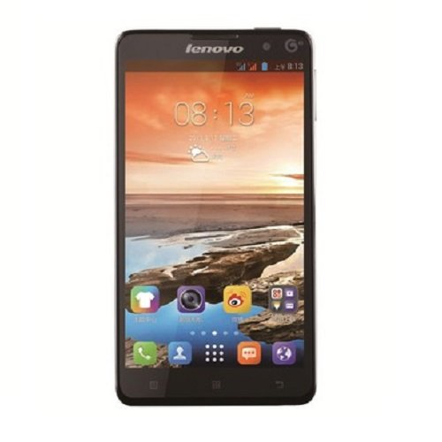 Lenovo 联想 S898T TD-SCDMA/GSM 3G手机(钛金灰 移动定制)双卡双待,5.3英寸HD屏,1.5GHz四核强劲CPU,1300万像素-图片