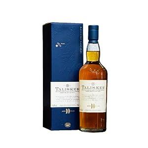 Talisker泰斯卡10年陈酿单一麦芽苏格兰威士忌750ml ¥299-50