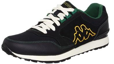 Kappa 卡帕 BASIC 男 复古跑鞋 K0215MM52