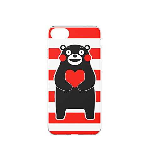萌奇文化 熊本熊iphone7 plus手机壳可爱卡通苹果7plus创意个性保护套
