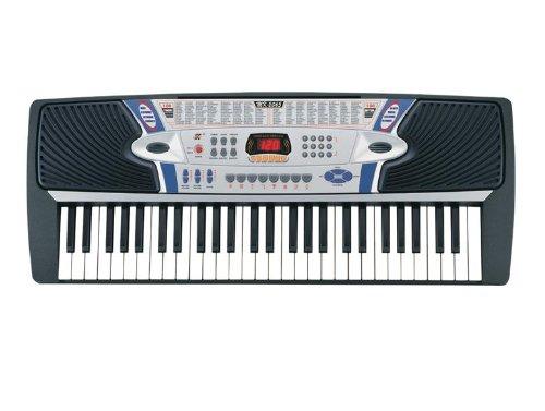 美科mk-2065 电子琴 54键力度键盘图片