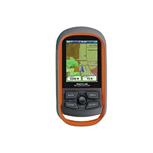 Magellan 麥哲倫 探險家310手持式GPS接收機 綠色