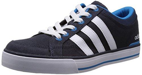 Adidas NEO 阿迪达斯运动生活 BASKETBALL 男 休闲篮球鞋 SKOOL F76374 新海军蓝/FTWR 白/太阳能蓝2 S14 45 (UK 10-)