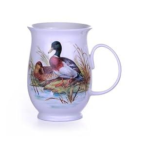 玫瑰罗曼(rose&roman)釉下彩手绘陶瓷中式茶杯樱桃(有