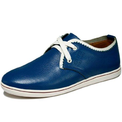 Guciheaven 古奇天伦 2014新款韩版板鞋男式真皮流行日常休闲低帮男鞋子5653
