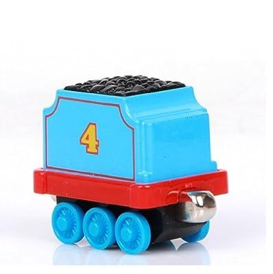 汇乐 合金磁性托马斯小火车玩具 高登亨利爱德华詹姆士艾米丽 拖箱 4