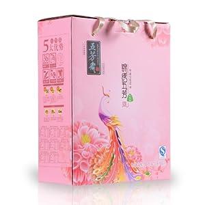 五芳斋 锦绣五芳(凤)礼盒粽 1240g 59.9元包邮(可满199-100 低至34.9元)