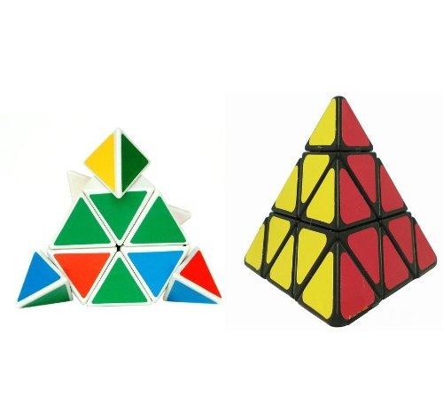 金字塔三角三阶魔方b4(两个促销装)