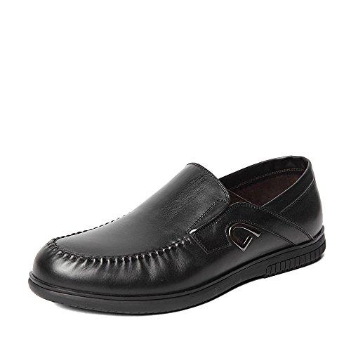 Senda 森达 森达秋季专柜同款打蜡牛皮男鞋专柜 GH108CM5