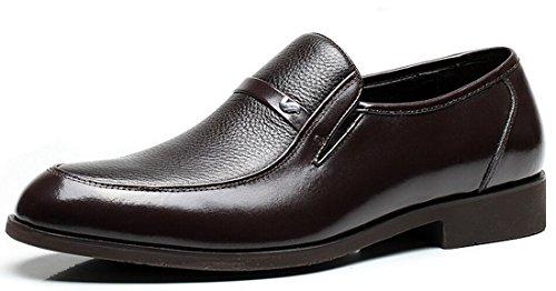 FGN 富贵鸟 新款男鞋 男士时尚商务皮鞋 真牛皮潮流休闲鞋 耐磨防滑低帮休闲皮鞋