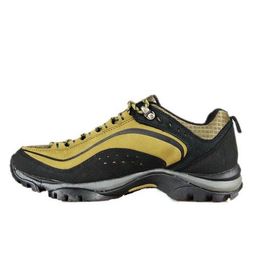 Kolumb 哥仑步 男子户外防滑时尚徒步鞋 304434 绿色
