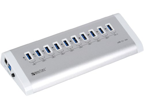 科锐BC-U3H10-SV双核高速USB3.0集线器全双头平面自动抛光机图片
