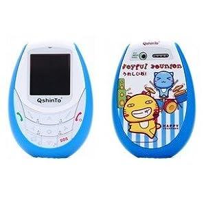 q100儿童手机学生低辐射定位