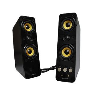 创新/CREATIVE GigaWorks T40II 音箱高音质 全新现货