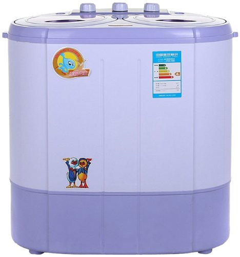YOKO 小鸭XPB28-8006S   2.8公斤迷你双筒洗衣机