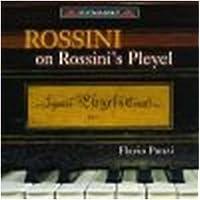 进口CD:罗西尼精选钢琴作品