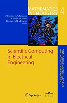 Scientific Computing in Electrical Engineering: Proceedings of the SCEE-2002 Conference Held in Eindhoven.pdf