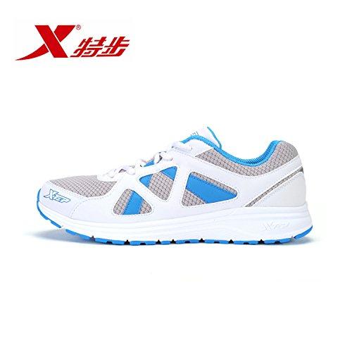 XTEP 特步 春夏耐磨透气休闲运动鞋男鞋跑步鞋