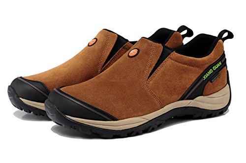 祥冠 英伦时尚百搭潮流鞋 反毛皮鞋 户外休闲鞋 登山鞋 徒步鞋 牛仔鞋 男鞋