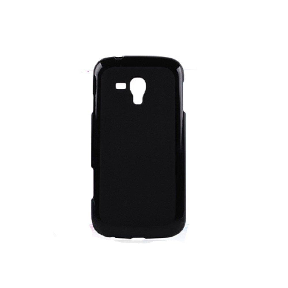 帕佳图 三星i8262d i8268手机套( 高清贴膜)最新 半透明超薄tpu磨砂壳