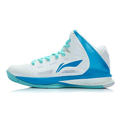 李宁14年新款篮球鞋 CBA战靴音速2篮球鞋场地运动鞋 ABPJ033-1-2