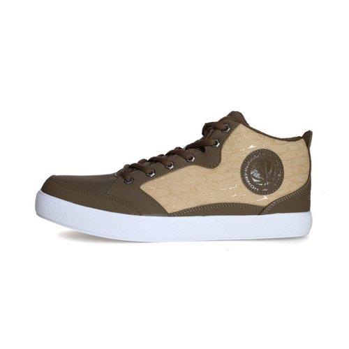 ERKE 鸿星尔克 新品正品高帮时尚舒适男士耐磨减震篮球鞋3404278 电