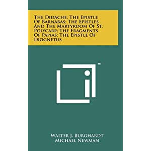 essay on the didache