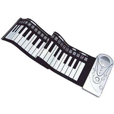 便携式电子琴 49键折叠式电子琴图片