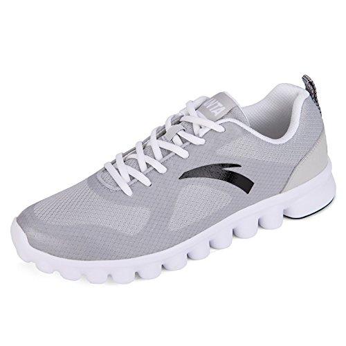 ANTA 安踏 跑鞋男鞋夏季柔软柱跑步鞋轻便休闲运动男士鞋91315525