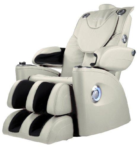【lifepower生命动力】LP5300i按摩椅 我的力量 多功能按摩椅 (象牙白)-图片