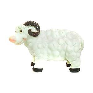 可爱玩具奶牛狗狗猪猪羊马摆设动物玩偶农场