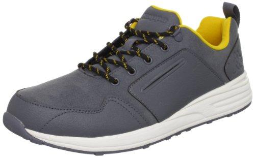 Kappa 卡帕 BASIC 男复古跑鞋 K0275MM41