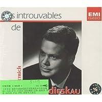 进口CD:菲舍尔.迪斯考演唱的作品