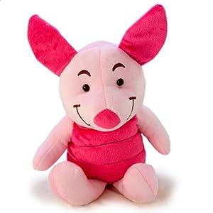 甜蜜城堡毛绒玩具布娃娃小熊维尼跳跳虎小猪皮杰小驴屹耳公仔玩偶(单