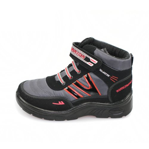 Warrior 回力 WBN-117 冬季必备毛绒内里舒适青少年保暖鞋